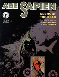 Abe Sapien: Drums of the Dead