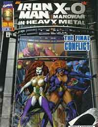 Iron Man/X-O Manowar: Heavy Metal