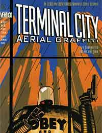 Terminal City: Aerial Graffiti