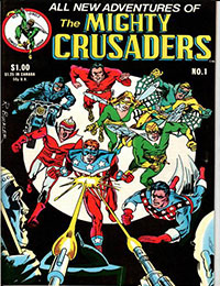 The All New Adventures of the Mighty Crusaders
