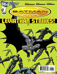 Batman, Incorporated: Leviathan Strikes