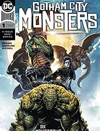 Gotham City Monsters