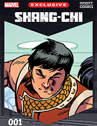 Shang-Chi: Infinity Comic