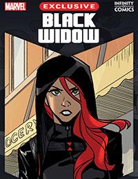Black Widow: Infinity Comic cover