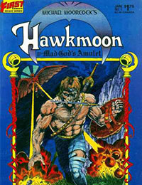 Hawkmoon: The Mad God's Amulet