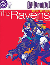Birds of Prey: The Ravens