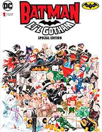 Batman: Li'l Gotham Batman Day 2018