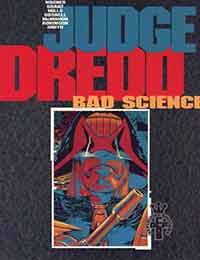 Judge Dredd Definitive Editions