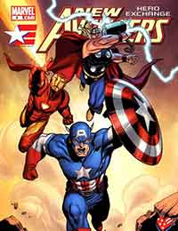 AAFES 9th Edition [New Avengers: Hero Exchange]