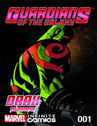 Guardians Of The Galaxy Infinite Comic