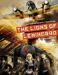 The Lions of Leningrad