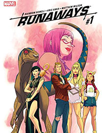 runaways 2017 comic read runaways 2017 comic online in high