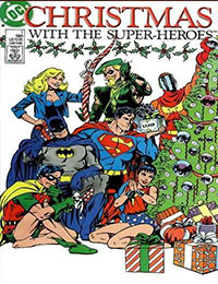 Christmas With the Super-Heroes