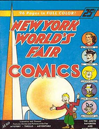 The New York World's Fair Comics