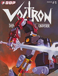 Voltron: A Legend Forged