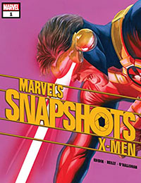 X-Men: Marvels Snapshot