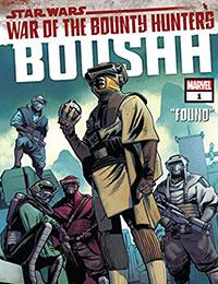 Star Wars: War of the Bounty Hunters - Boushh