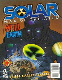 Solar, Man of the Atom: Hell on Earth