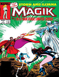 Magik (Illyana and Storm Limited Series)