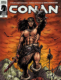 Conan: The Weight of the Crown