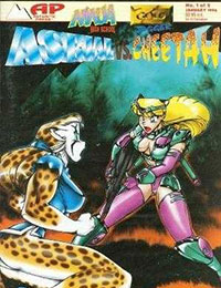 Asrial vs. Cheetah