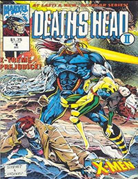 Death's Head II (vol. 2)