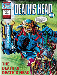 Death's Head II (vol. 1)