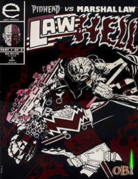 Pinhead vs. Marshal Law: Law in Hell