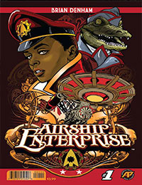 Airship Enterprise: The Infernal Machine