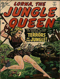 Lorna, The Jungle Queen