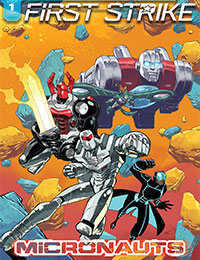Micronauts: First Strike