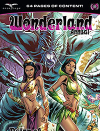 Wonderland Annual: Reign of Madness