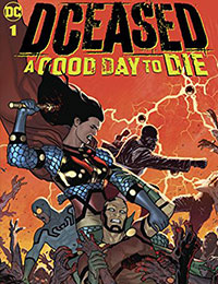 DCeased: A Good Day To Die