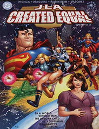 JLA: Created Equal