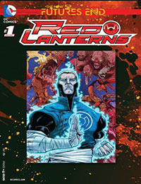 Red Lanterns: Futures End