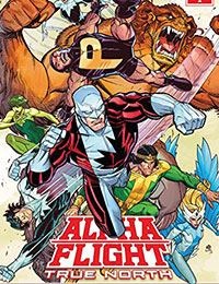 Alpha Flight: True North