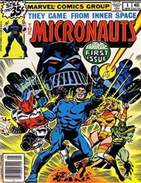 Micronauts (1979)