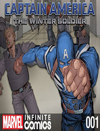 Captain America: The Winter Soldier comic | Read Captain