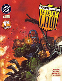 Judge Dredd: Legends of the Law