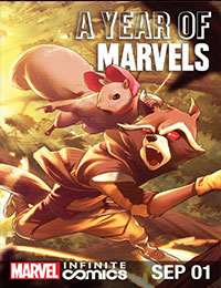 A Year Of Marvels: September Infinite Comic