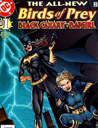 Birds of Prey: Batgirl
