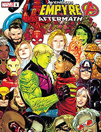 Empyre: Aftermath Avengers